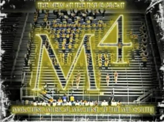 UAPB Marching Musical Machine of the MidSouth