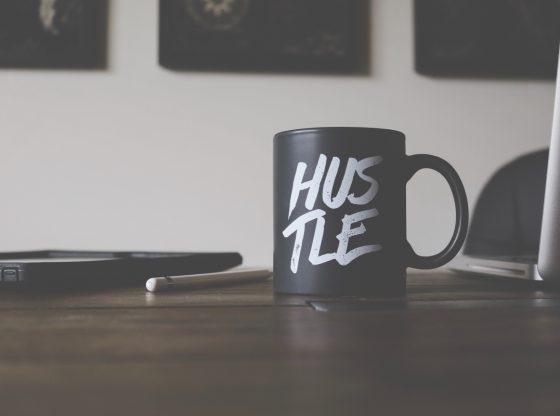 Hustle Coffee Mug